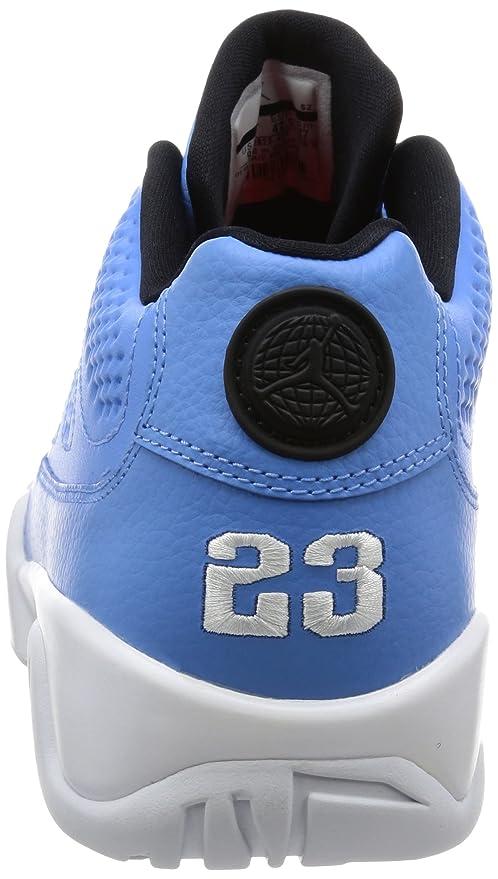 size 40 07311 e4458 Amazon.com  Jordan Men Air Jordan 9 Retro Low Pantone (University Blue University  Blue-White) Size 13 US  Sports   Outdoors