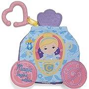Kids Preferred Disney Princess Cinderella On The Go Soft Teether Book, 5