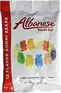 product image for Albanese 12 Flavor Gummi Bears