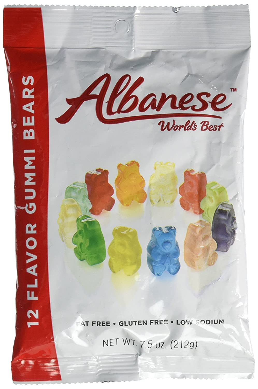 Albanese 12 Flavor Gummi Bears