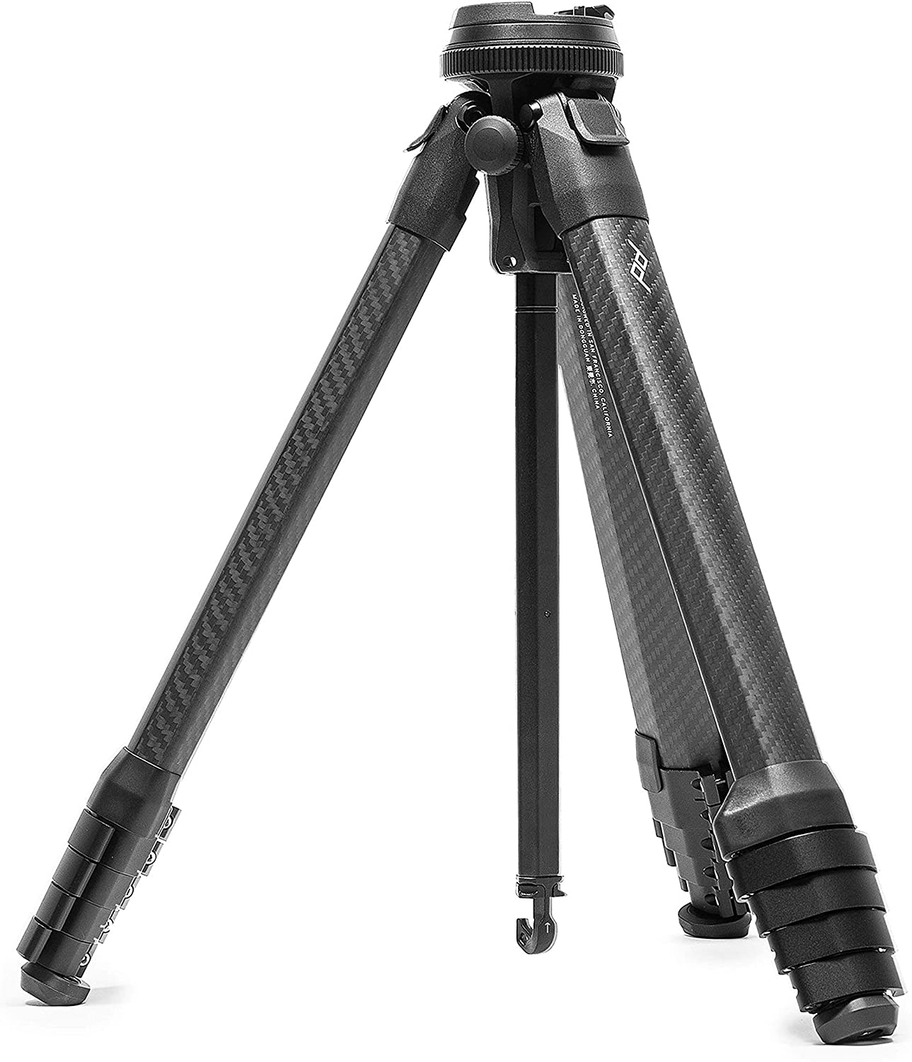Amazon Com Peak Design Travel Tripod 5 Section Carbon Fiber Camera Photo