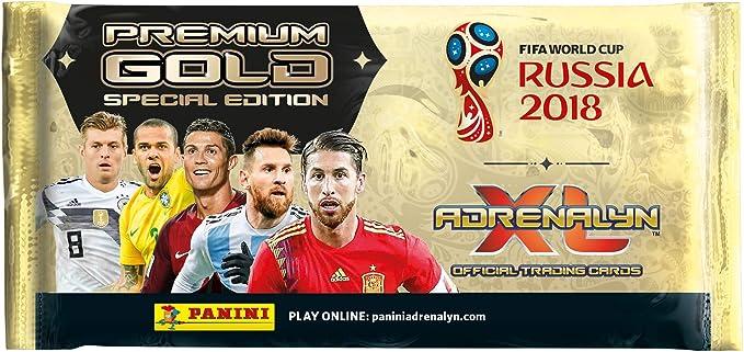 Adrenalyn XL 2018 FIFA World Cup™ - Juego de Cartas coleccionables Oficiales de la Copa del Mundo de la FIFA de 2018: Amazon.es: Juguetes y juegos