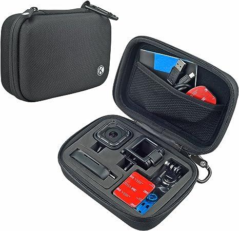 CamKix Camera y estuche de accesorios compatible con GoPro HERO 5 / 4 Session Cameras - Ideal para