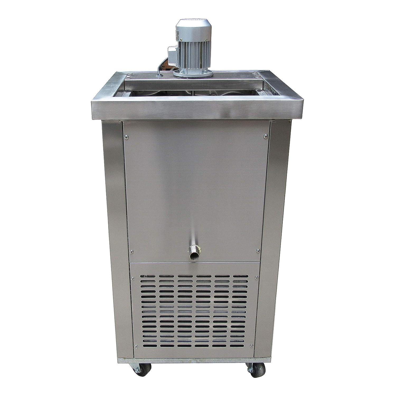 Envío gratuito a la puerta molde de hielo para hacer paletas de hielo a máquina helado para hacer palos de hielo en la cafetera para almacenar helados, ...