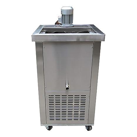 Envío gratuito a la puerta molde de hielo para hacer paletas de hielo a máquina helado