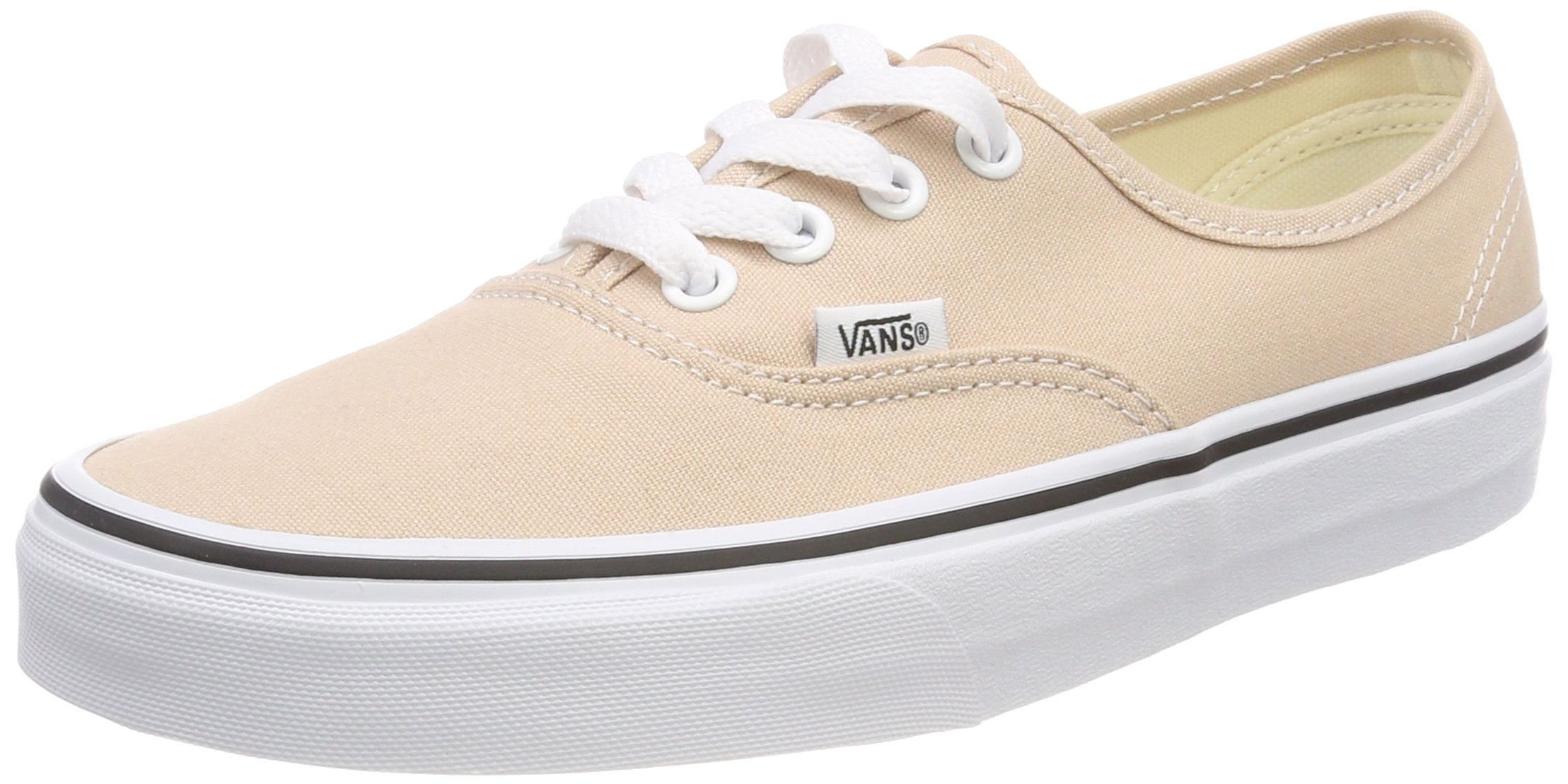 best undefeated x shopping Vans Unisex Adults' Authentic Trainers, Beige (Frappe/True White Q9X), 6 UK  39 EU