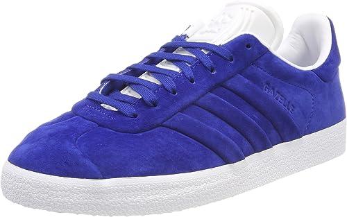 adidas gazelle bleu or