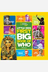 National Geographic Little Kids First Big Book of Who (Little Kids First Big Books) Kindle Edition