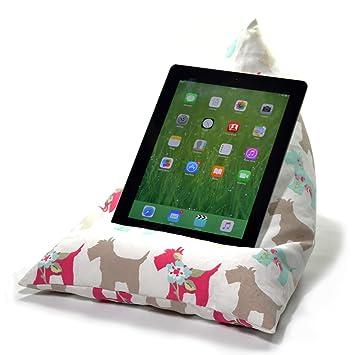 eBean - Soporte cojín para tablets y iPad, diseño de perros ...