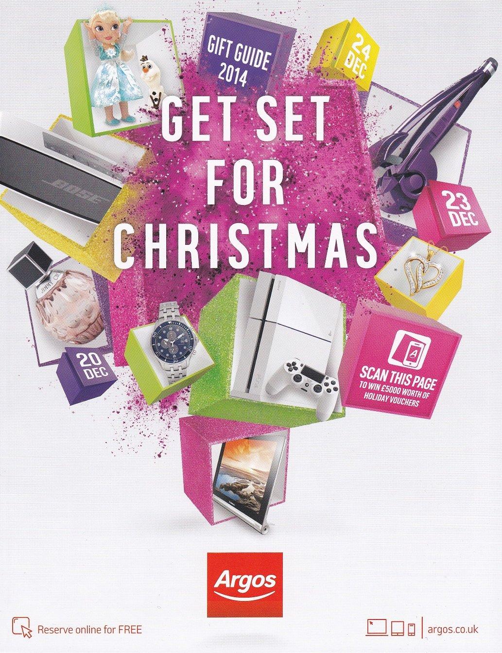 Christmas Gift Guide Catalogue.Argos Catalogue Spring Summer 2014 Amazon Co Uk Toys Games