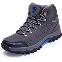LSYSAG Zapatos ligeros y transpirables para deportes, caminatas, escaladas y trekking para hombre