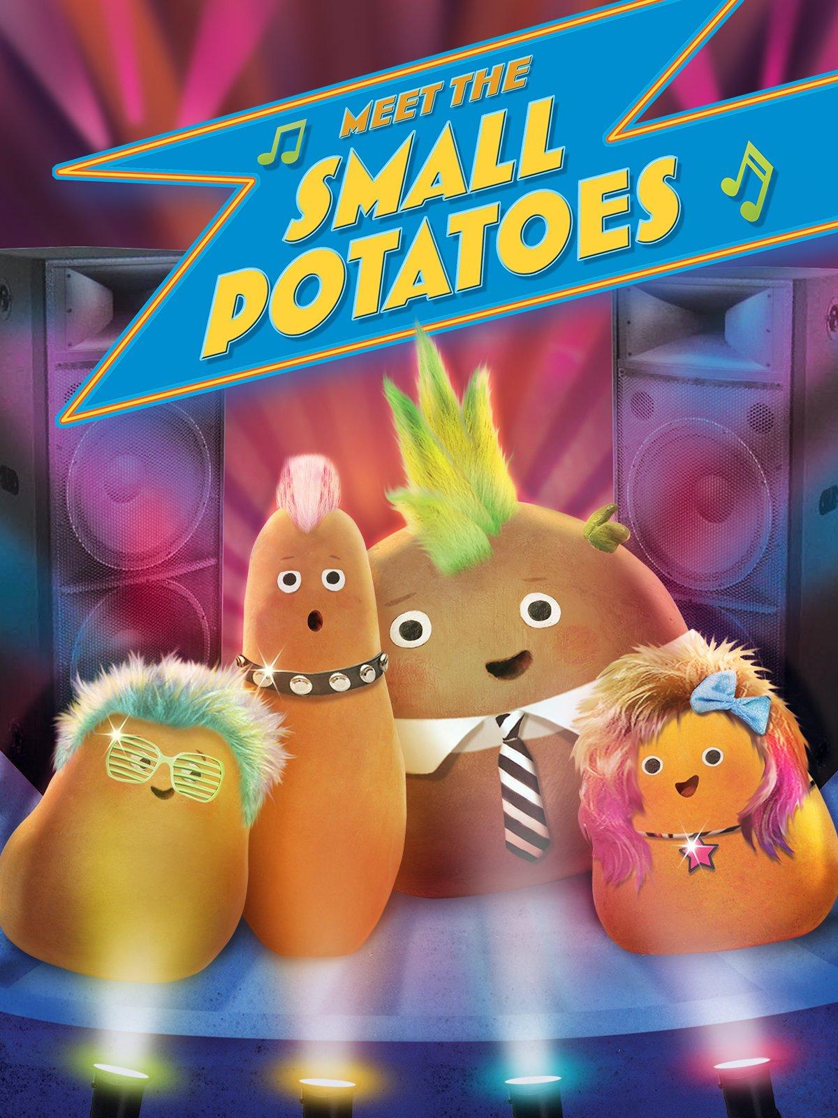 Amazon.com: Meet The Small Potatoes: Malcolm McDowell, Jasper Newell, Pablo Cano Carciofa, Morgan Hartley: Amazon Digital Services LLC