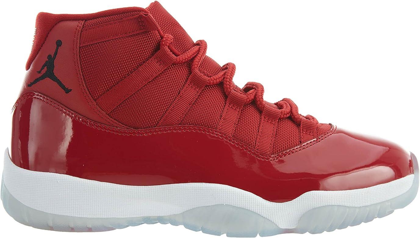 Jordan Men's Air 11 Retro, Gym RED