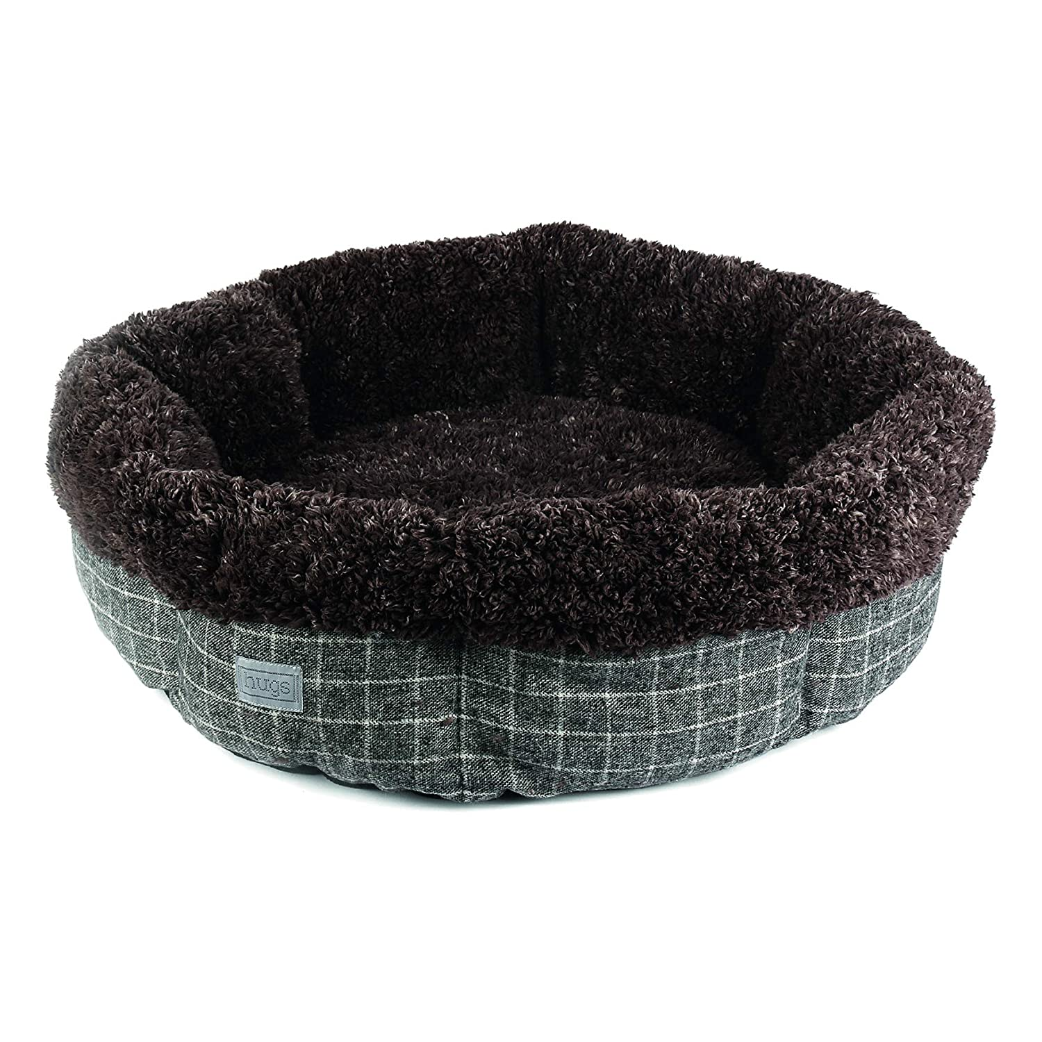 Arlo Design 34\ Arlo Design 34\ Hugs by Happy Pet Hugs by Happy Pet Arlo Round Bed XL, XL