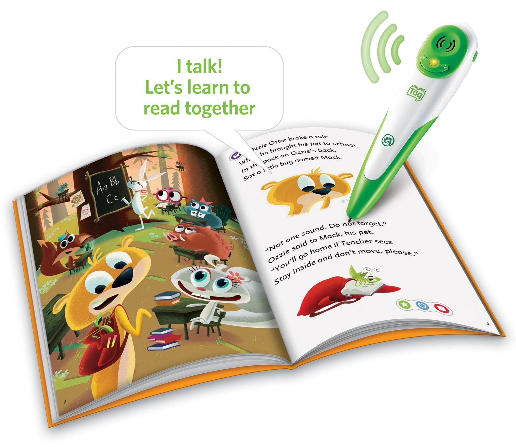 LeapFrog®  Tag Reading System (16 MB) by LeapFrog (Image #4)