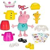 Peppa Pig 96642 Talking Dress Up Peppa Deluxe Figure Pack
