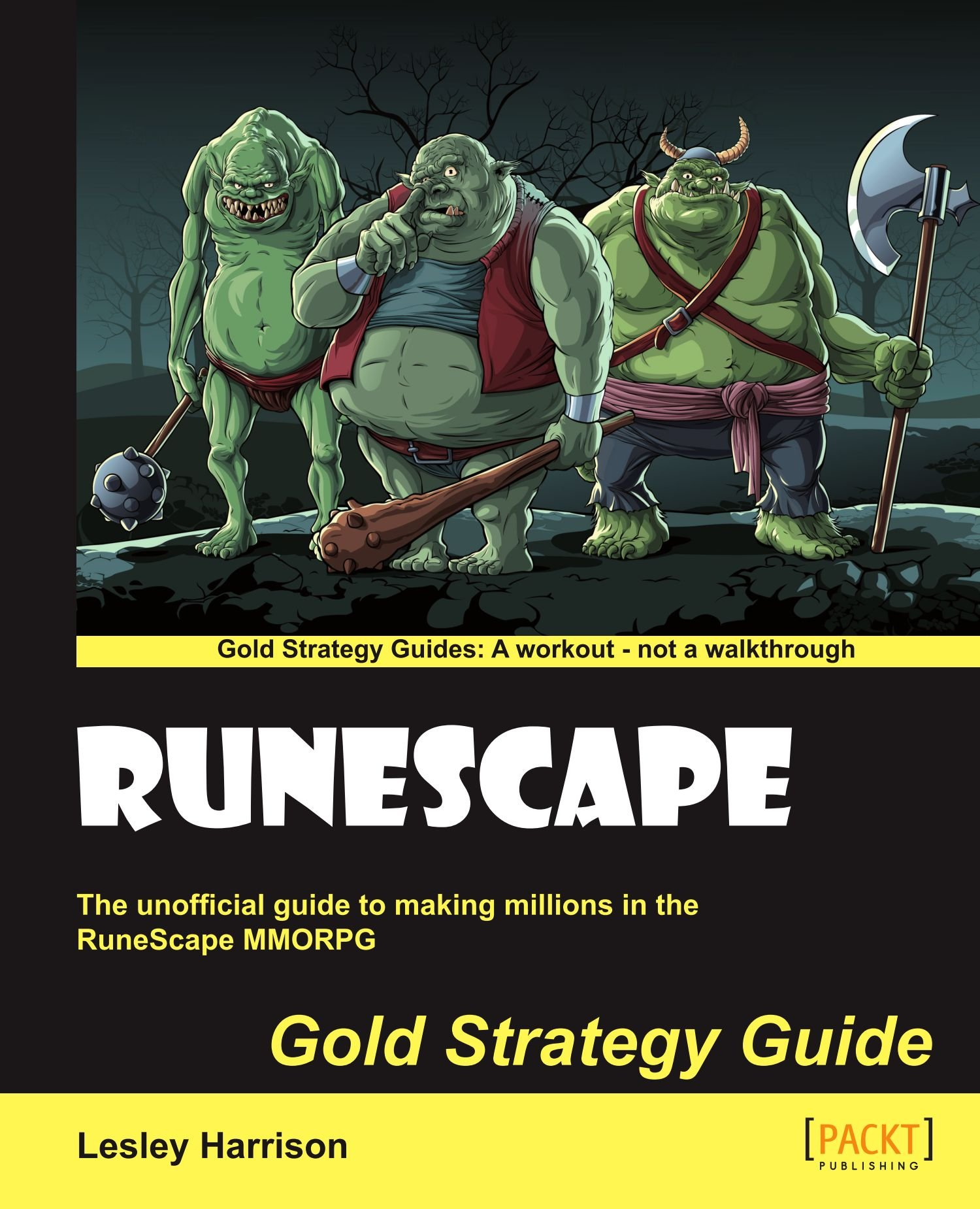 Runescape Gold Strategy Guide pdf