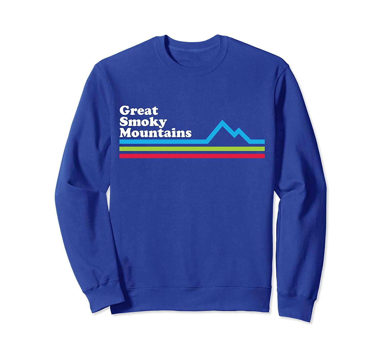 Great Smoky Mountains National Park Sweatshirt-anz