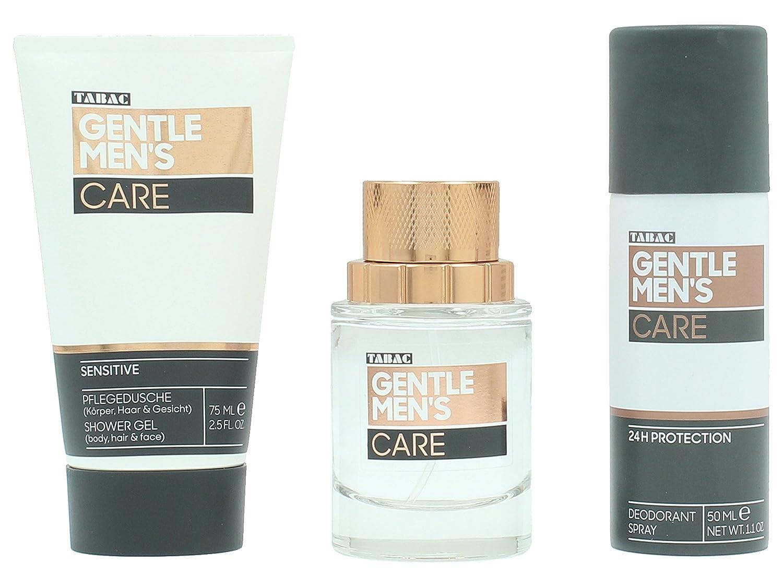 Tabac Gentle Men's Care Homme/Men, Trio Set, 1er Pack (1 x 165 ml) 24V4001 48846
