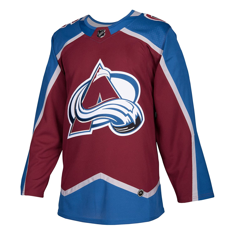 free shipping 60962 fa570 Amazon.com : adidas Colorado Avalanche NHL Men's Climalite ...
