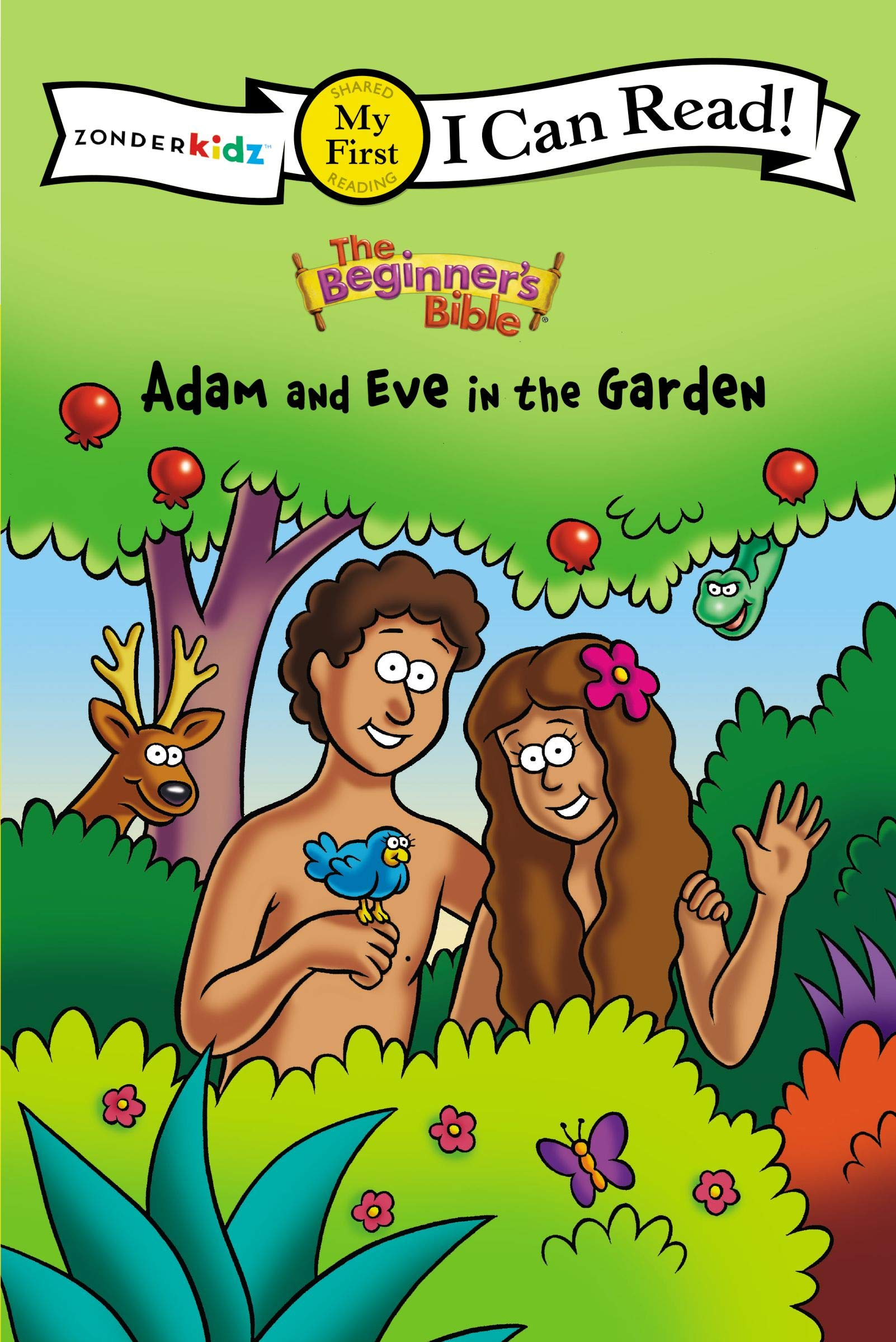 - The Beginner's Bible Adam And Eve In The Garden: My First (I Can