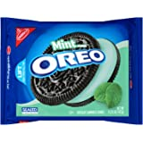 Oreo Chocolate Sandwich Cookies, Mint Crème, 15.25 Ounce