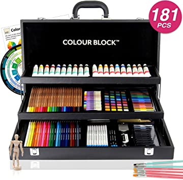 12 pack Colouring Pencils Mixed Coloured Set School Kids Children/'s Art craft