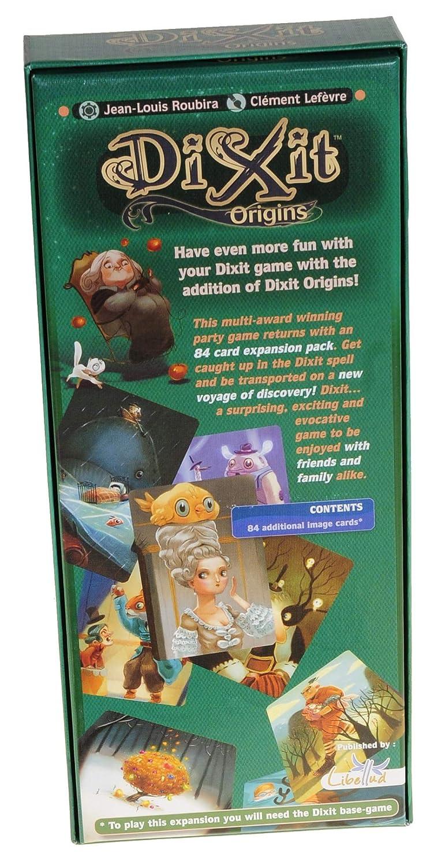 Asmodee Dixit Origins _ Tarjetas de expansión para Dixit Game _ ...