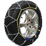 Michelin 89803 Chaînes à neige M1 avec système Extrem Grip 64, compatibles ABS et ESP, certifiées TÜV/GS et ÖNORM, 2 pièces