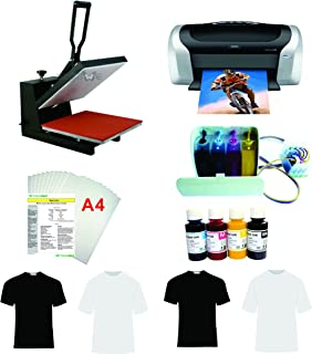 Amazon.com : DTG Direct To Garment T-Shirt Personal DIY ...