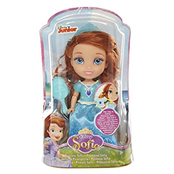 Amazon.es: Sofia la Primera Kleine muñeca, 15 cm, Colores Surtidos: Juguetes y juegos