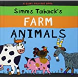 Simms Taback's Farm Animals (Giant Fold-Out Books)