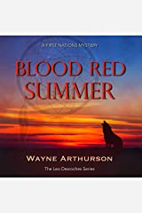 Blood Red Summer Audible Audiobook