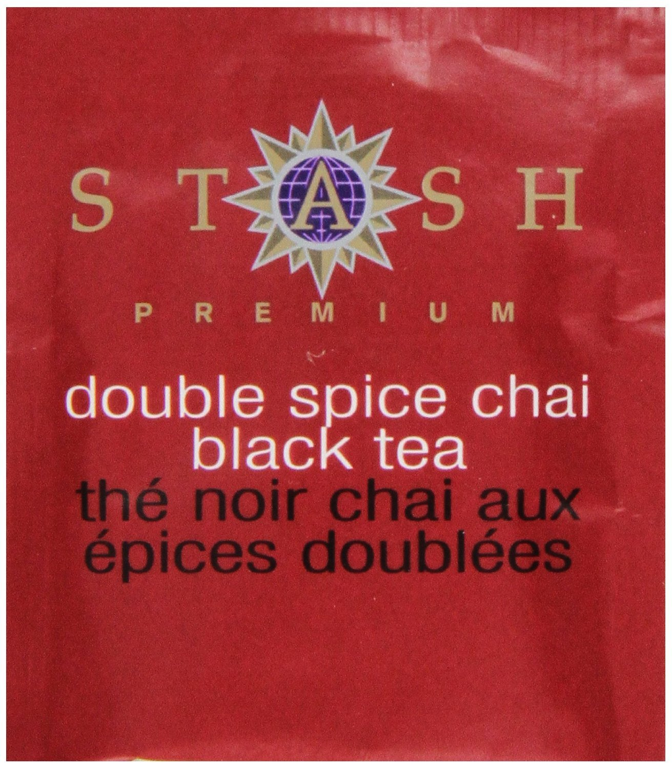 Stash Tea Double Spice Chai Black Tea, 10 Count Tea Bags in Foil (Pack of 12), (packaging may vary) by Stash Tea (Image #4)