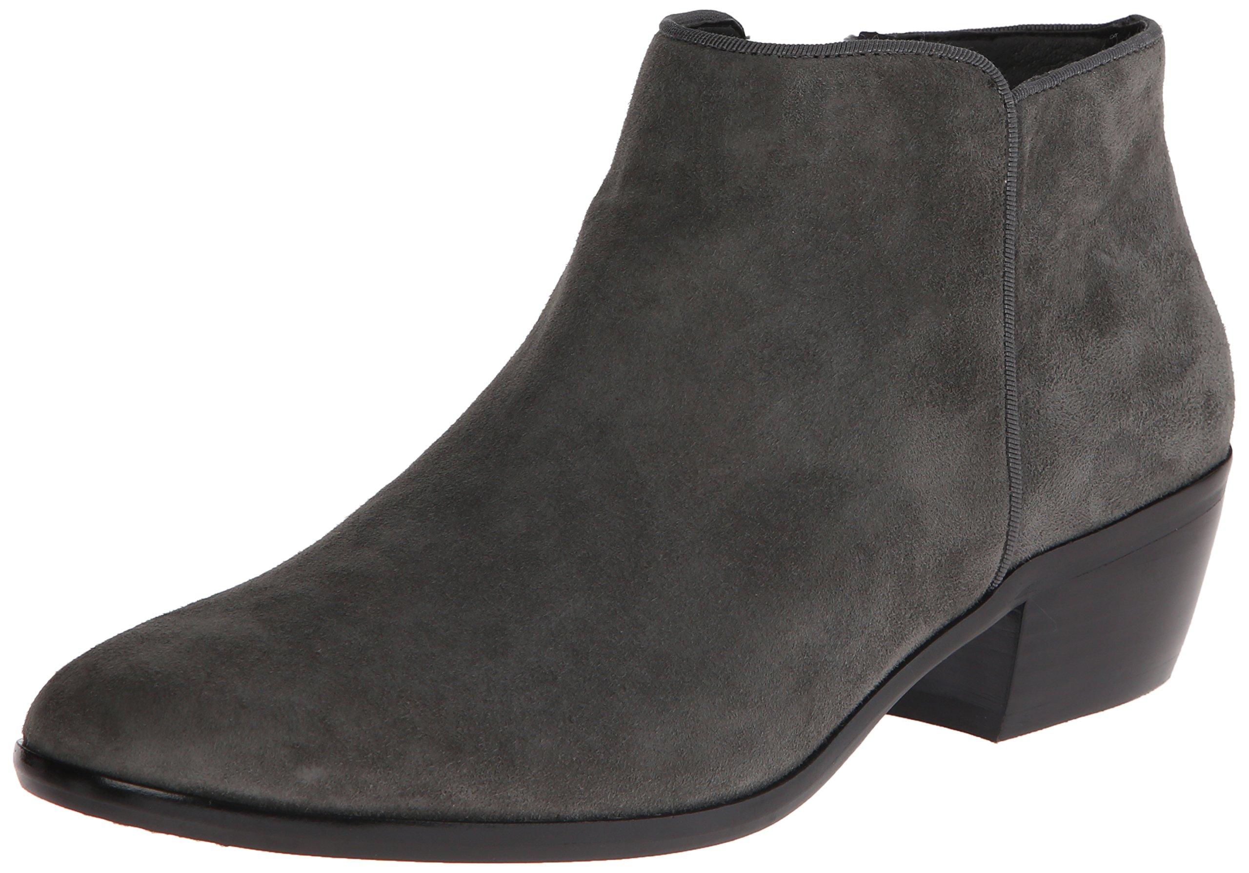 Sam Edelman Women's Petty Boot, Slate Grey, 7.5 M US