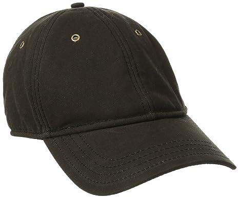 darley wax baseball cap barbour sports men brown one size hats