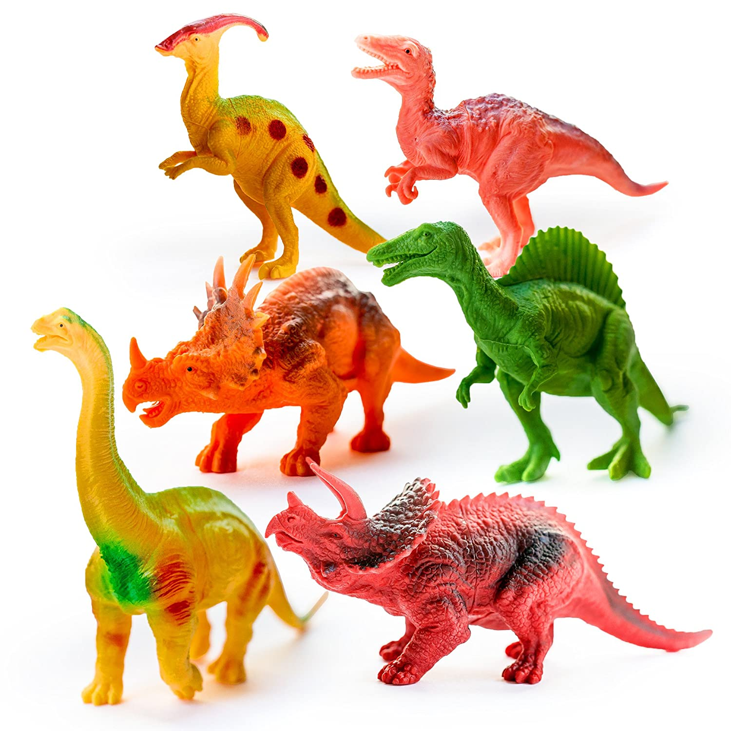 Kids Imaginative Dinosaur Toy Figures & Learning Resources for