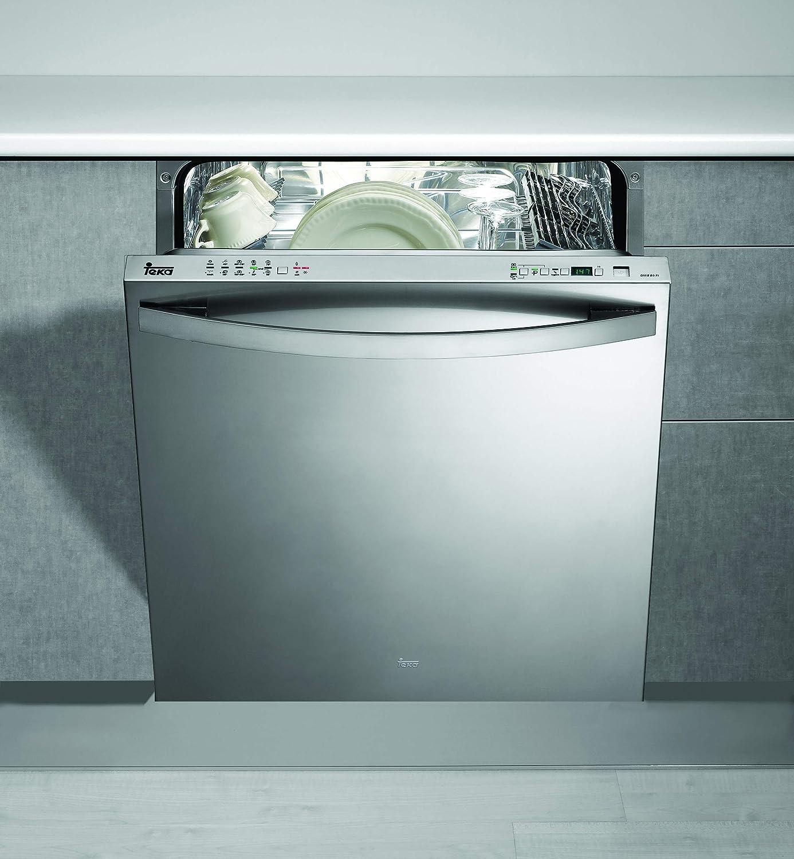 Teka DW8 80 FI Totalmente integrado 12cubiertos lavavajilla ...