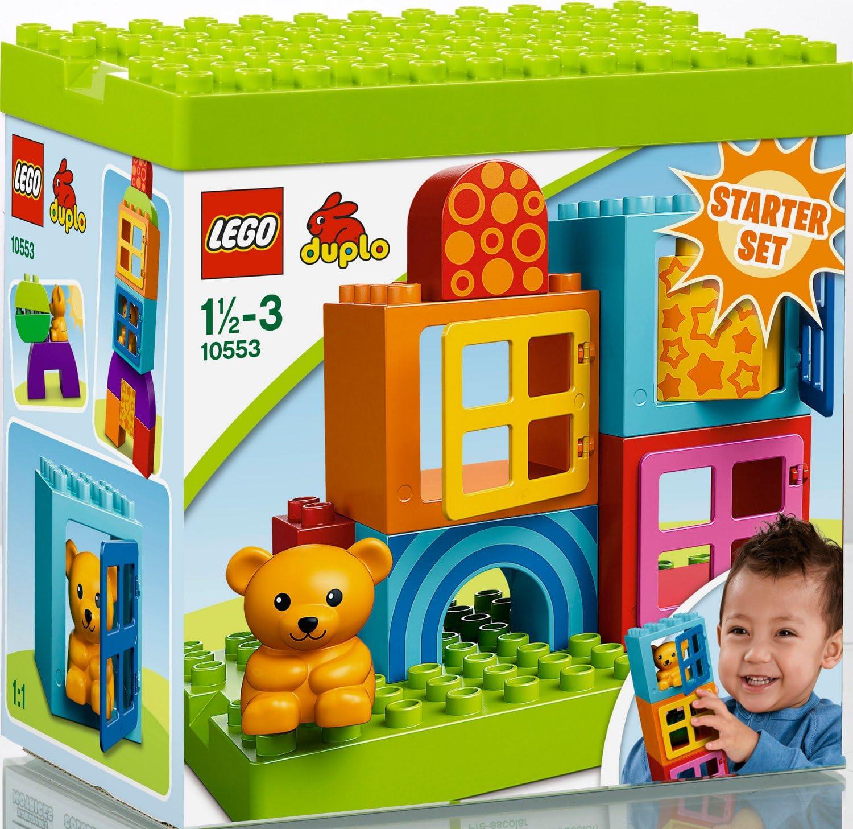 LEGO Duplo 10553 - Bloques y Cubos para Bebés: Amazon.es: Juguetes y juegos