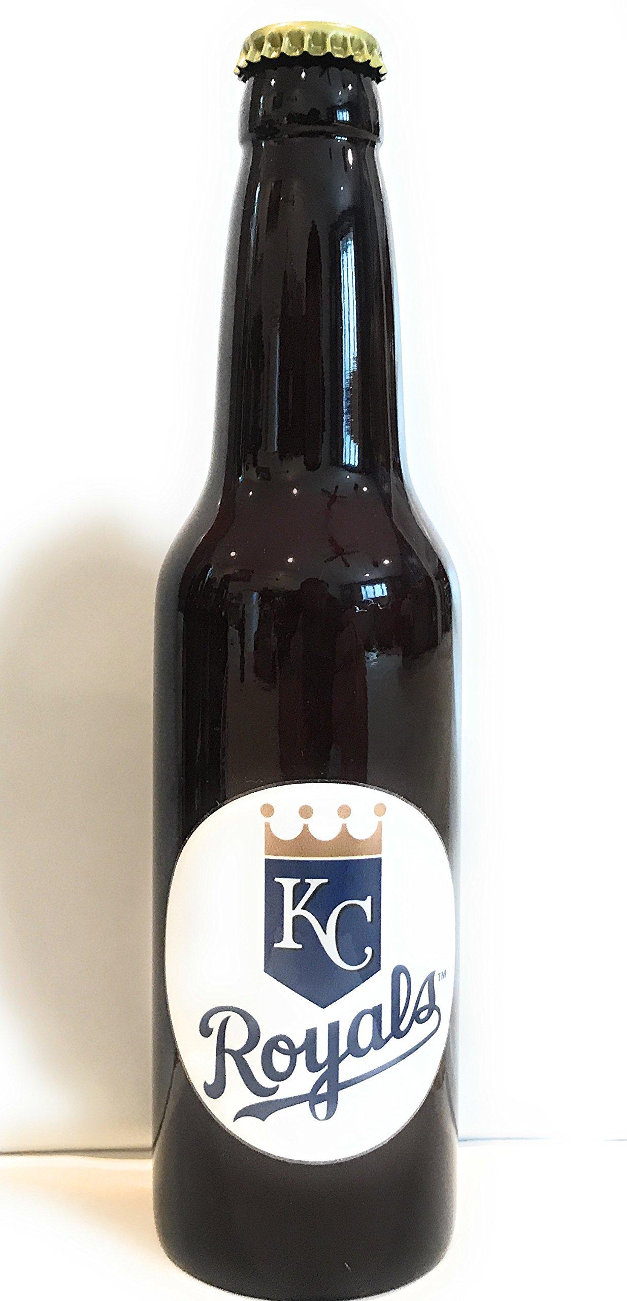 Kansas City Royals Beer Tap handle Bottle Style