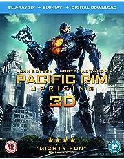 Pacific Rim Uprising Plus Digital Download) [2018] [Region Free]