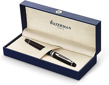 Brown x 16 Waterman Fountain Pen Ink Cartridges