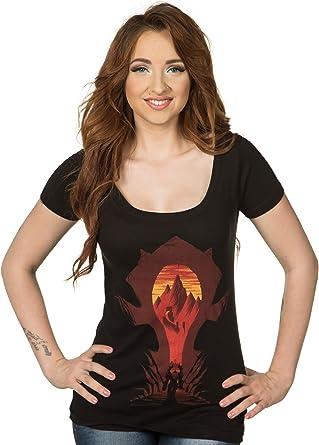 t shirt femme world of warcraft