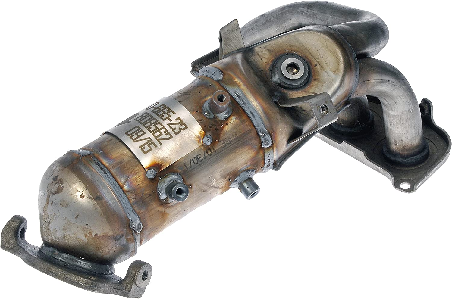 Dorman 673-811 Exhaust Manifold with Integrated Catalytic Converter CARB Compliant
