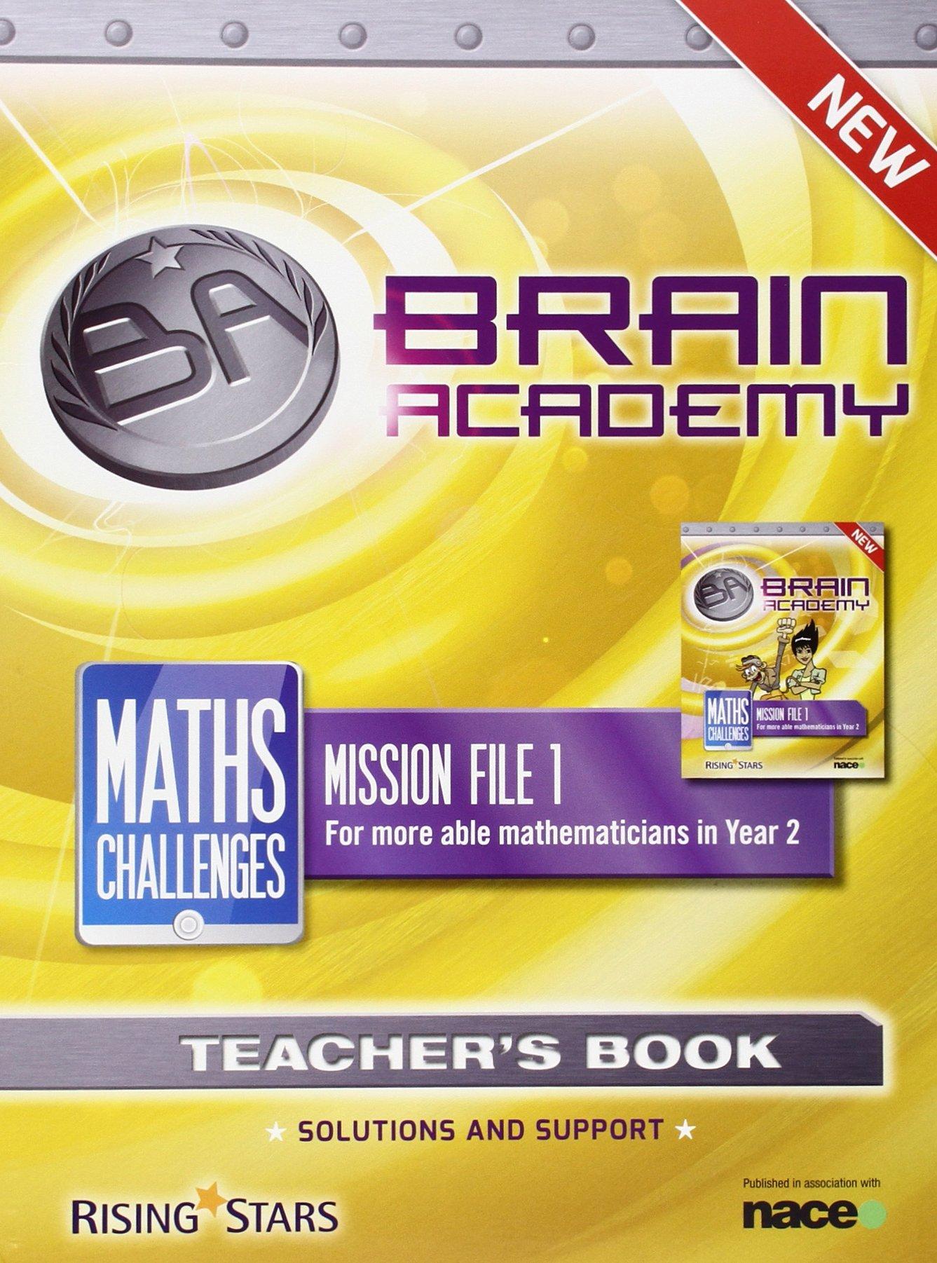 Download Brain Academy First Class Maths File 1: Teacher's Book ebook