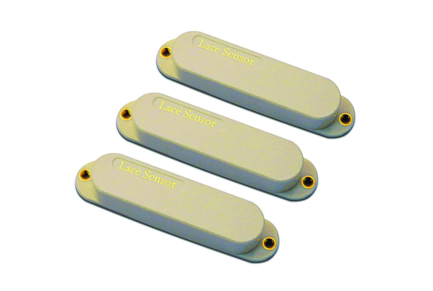 Lace Sensor 44517-03 Gold 3-Pack Cream Cover Electric Guitar Electronics