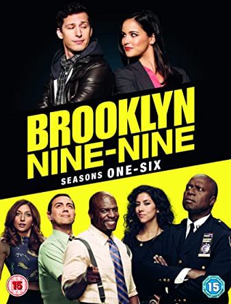 Brooklyn Nine Nine Season 1-6 [DVD] [2019]: Amazon co uk