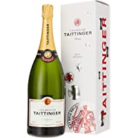 TAITTINGER Brut Reserve Champagne Magnum with Giftbox, 1.5L