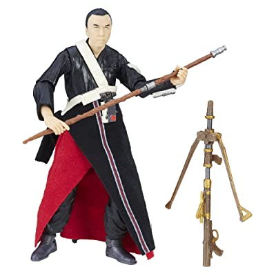 Star Wars: Rogue One The Black Series Chirrut Ímwe: Toys & Games