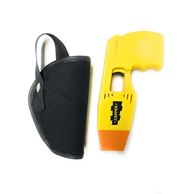 ZAPPER Toy with Holster (Yellow): Toys & Games